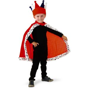Koningscape Rood Kids