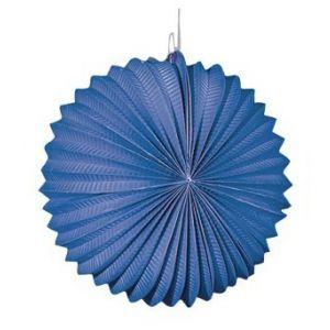 Ballon Lampion Blauw