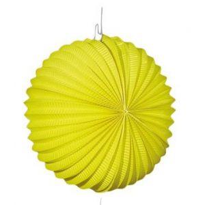 Ballon Lampion Geel