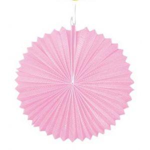 Ballon Lampion Roze