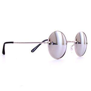 Bril John Lennon Zilver Spiegelglas