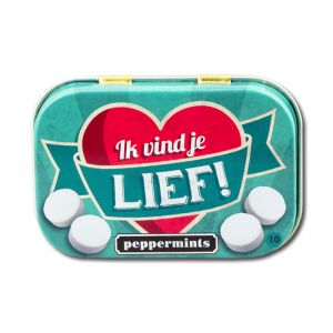 Mini Mints - 25  jaar