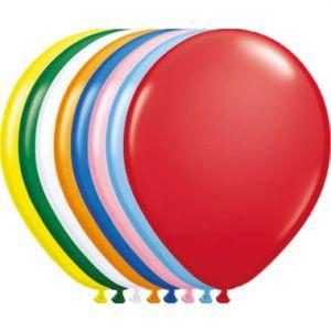 Ballonnen nr. 12 Diverse Kleuren (10 stuks)