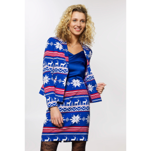 OppoSuits Dames Miss Rudolph