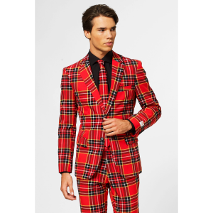 OppoSuits Heren The Lumberjack