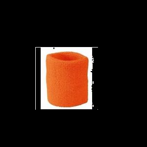 Zweetband Pols Oranje