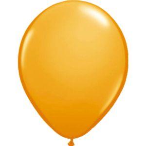 Ballonnen nr. 12 Oranje (10 stuks)