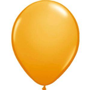 Ballonnen nr. 14 Oranje Metallic  (100 stuks)