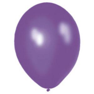 Ballonnen nr. 14 Paars Metallic (10 stuks)