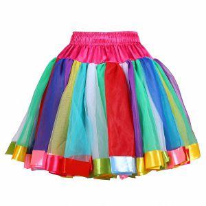 Petticoat gekleurd