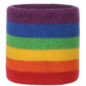 Zweetband Pols Regenboog