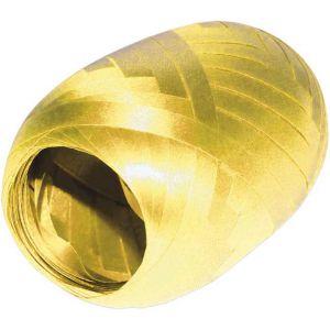 Ballonnen Polyband geel 5 mm/20 meter