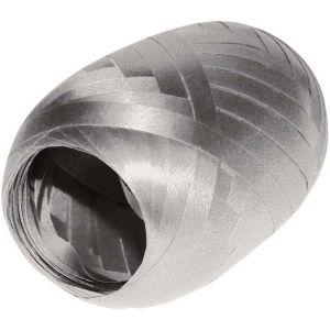 Ballonnen Polyband Zilver 5 mm/20 meter