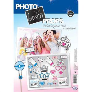 Photobooth Props Gender Reveal