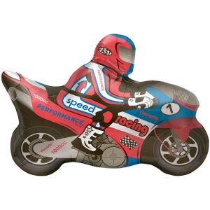 Folieballon Racemotor