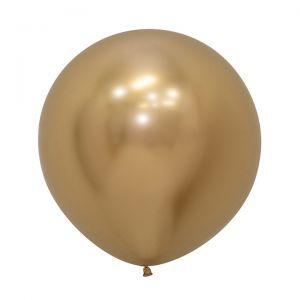 Ballon Reflex Goud