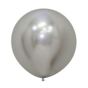 Ballon Reflex Zilver