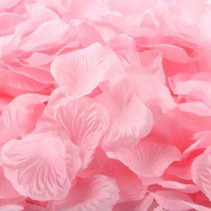 Rozenblaadjes Roze