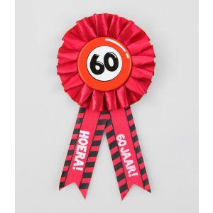 Party Rozet 60 jaar
