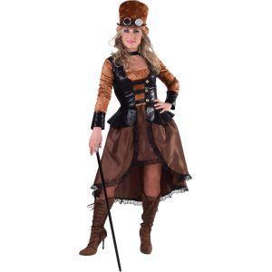 Steampunk jurk Charlie