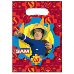 Uitdeelzakjes Brandweerman Sam