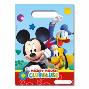 Uitdeelzakjes Mickey Mouse Clubhouse