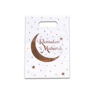 Uitdeelzakjes Ramadan Mubarak