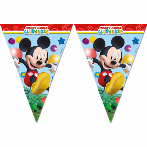 Vlaggenlijn Mickey Mouse Clubhouse