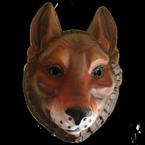 Masker XXL Leeuw