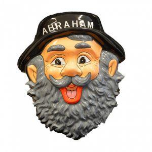 Wanddeco Abraham