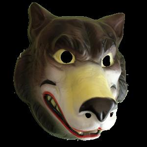 Masker XXL Wolf